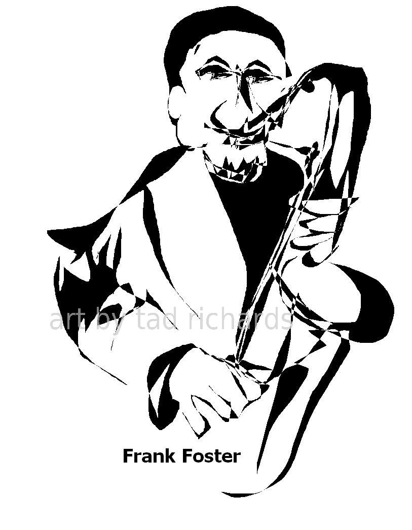 Frank Foster